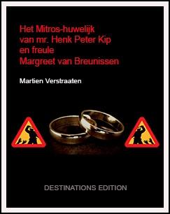 Mitros-huwelijk Boekomslag Drukkerij