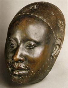 Yoruba-bronze-head